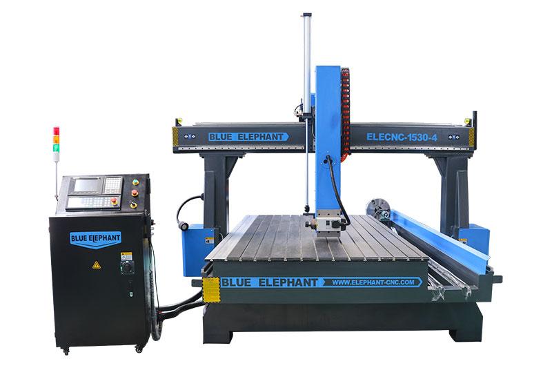 Der beliebteste 4-Achsen-CNC-Fräser in China