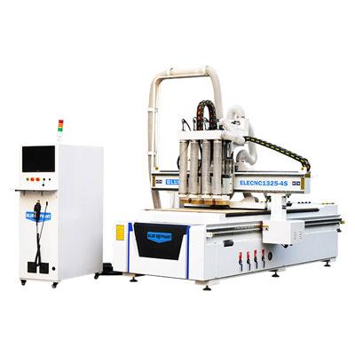 Der beliebteste 4-Prozess-CNC-Holzfräser