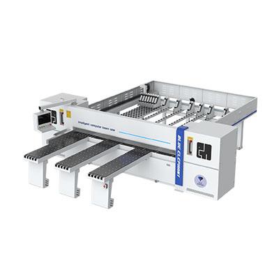ELECNC-380 Intelligente computerstraalzaag met hoge snelheid voor het snijden van houten panelen