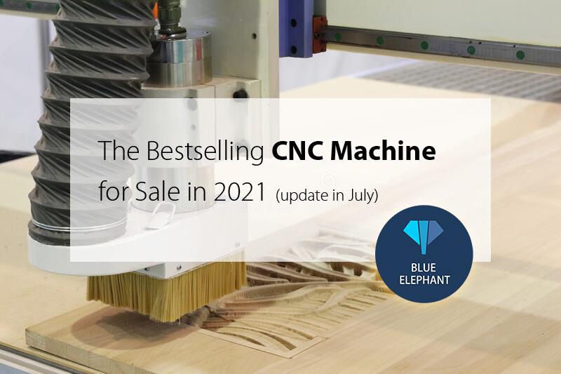 ماكينة CNC الأفضل مبيعًا للبيع في عام 2021 (التحديث في يوليو)