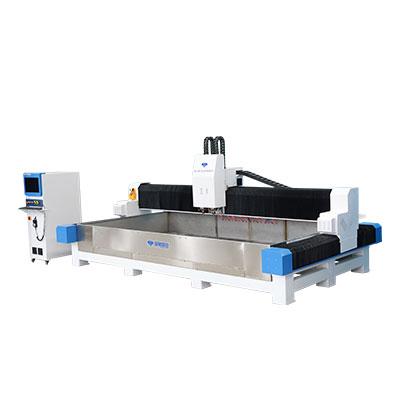Centro de procesamiento de piedra de dos procesos en venta